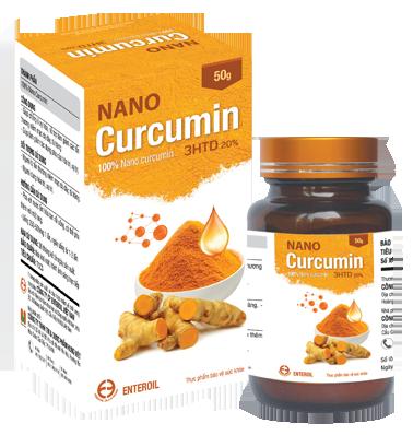 Nano Curcumin 3HTD